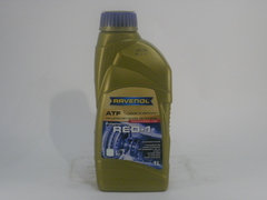 Масло Ravenol ATF RED-1 1 литр