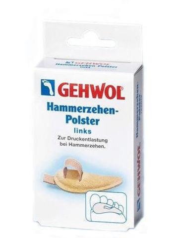 Gehwol Hammerzehen-Polster links - Подушечка под пальцы ног малая, левая №0