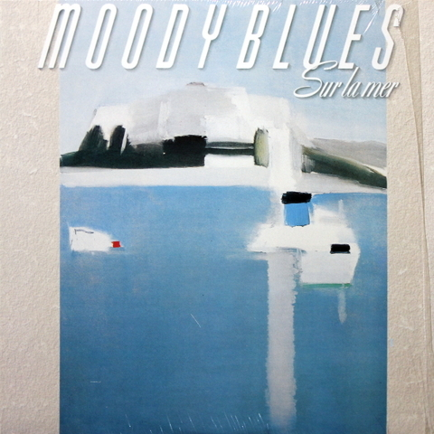 The Moody Blues / Sur La Mer (LP)