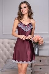 Сорочка женская шелковая MIA-Amore LAURA ЛАУРА 3290