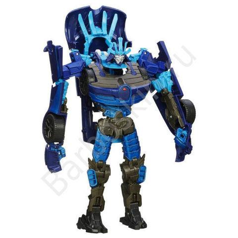 Трансформер Автобот Дрифт (Autobot Drift) Трансформеры 4 Эпоха истребления Крути и изменяй - Transformers Age of Extinction Flip and Change, Hasbro