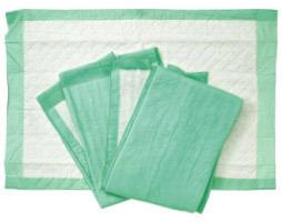 Гигиена Пеленки впитывающие 90х60 см, 110 г/м², 100 шт., Hartmann MoliNea Plus 1611400.jpg