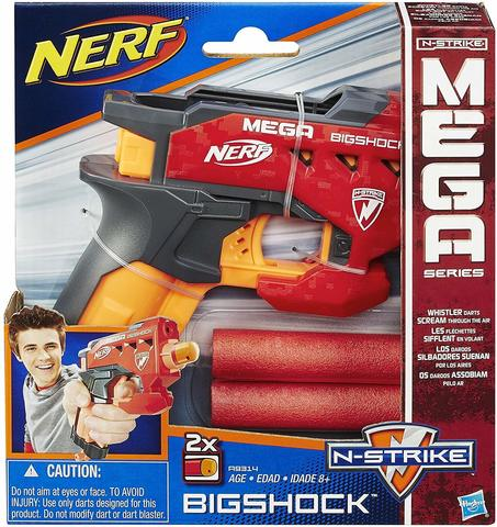 MEGA BigShock Spielzeugblaster