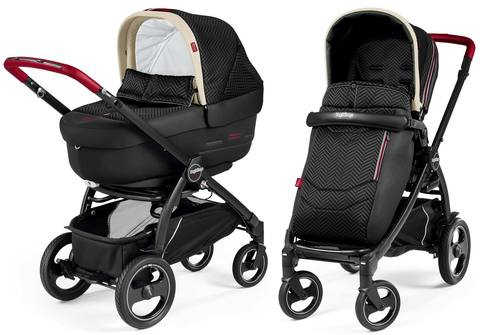 Коляска 2 в 1 Peg Perego Book 51S 500 Elite