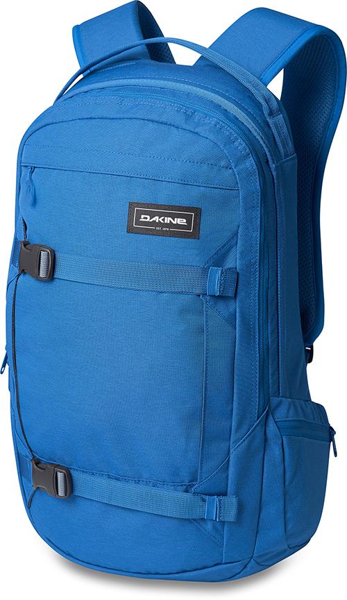 Рюкзаки до 15 дюймов Рюкзак Dakine MISSION 25L COBALT BLUE MISSION25L-COBALTBLUE-610934316131_10002637_COBALTBLUE-02M_MAIN.jpg
