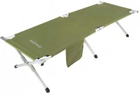 раскладушка Kingcamp Armyman Camping Bed (190Х63Х42)