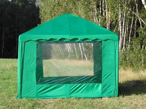 Стенка боковая с окном 2,5х2 к шатру Митек Беседка 2,5х2,5 и 5х2,5