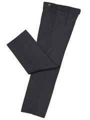 086 брюки для мальчиков, серые