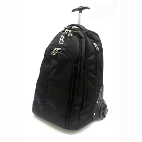 Сумка-рюкзак на колесиках «RUNA» Black