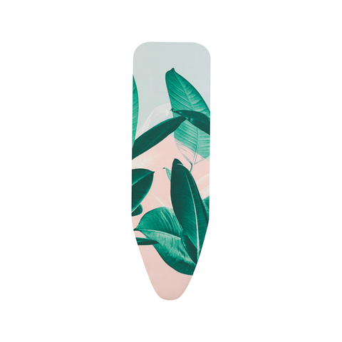 Чехол PerfectFit 124х38 см (B), 4 мм фетра + 4 мм поролона, Тропические листья, арт. 118869 - фото 1
