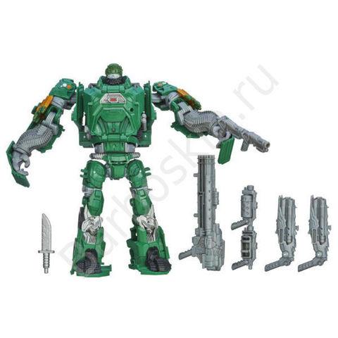Трансформер Вояжер Класс Автобот Хаунд (Hound) Трансформеры 4 Эпоха истребления - Transformers Age of Extinction Generations Voyager Class, Hasbro