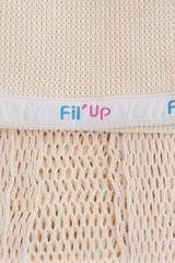 Слинг-шарф, Filt, Fil'Up, экрю, (с сумкой), S,M,L,XL