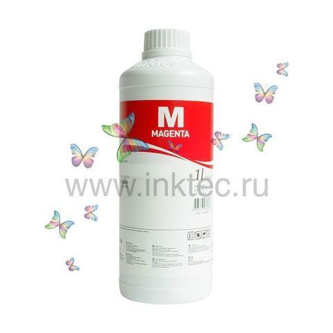 Чернила InkTec H5088-01LM для HP 88/88XL/711 (C9387A/C9392A), Magenta (красные), 1 литр