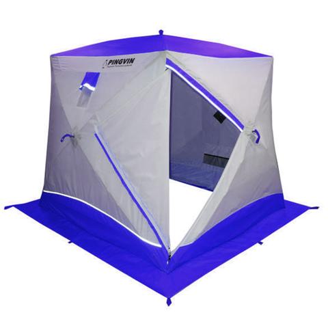 Палатка-куб ПИНГВИН Призма BRAND NEW (2-сл)