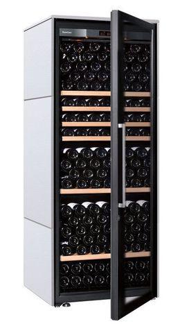 Винный шкаф EuroCave V Collection L белый хлопок, стандартная комплектация