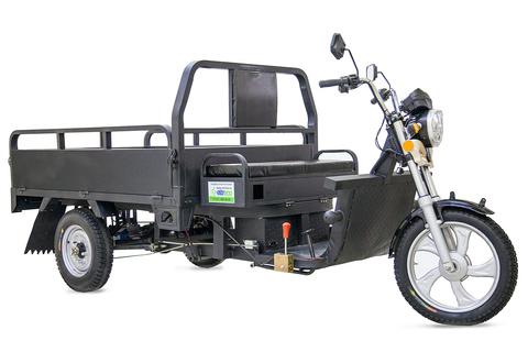 Грузовой электрический трицикл D5 2000 60V 2000W