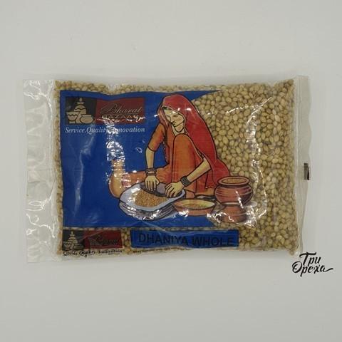 Кориандр семена Bharat Bazaar, 100 гр