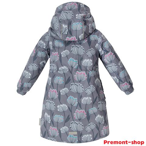 Плащ для девочки Premont Душистый айован SP71628 Grey