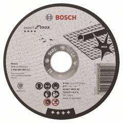 Отрезной круг Bosch Best for INOX 125х2 мм, прямой