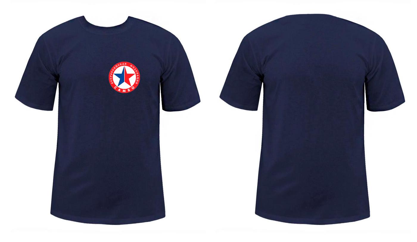 Одежда (Футболки, Толстовки) Футболка Cамбо 1-1.jpg