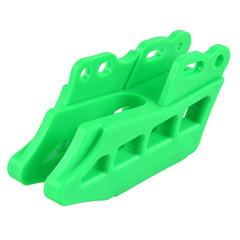 Слайдер цепи для Kawasaki KX250F/450F 09-18 KX250 19 Зеленый