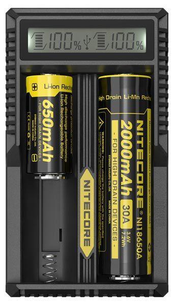 зарядное устройство NiteCore UM20 купить