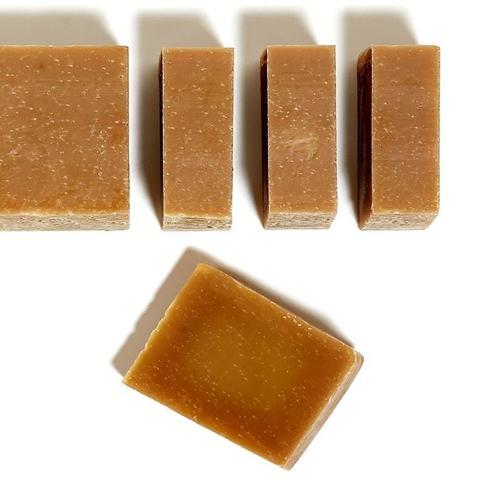 Натуральное мыло «Шелковый Шампунь»
