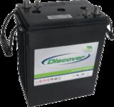 Тяговый аккумулятор Discover EV305A-A - PP ( 6V 330Ah / 6В 330Ач ) - фотография