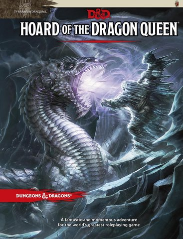 Hoard of the Dragon Queen (D&D Adventure)