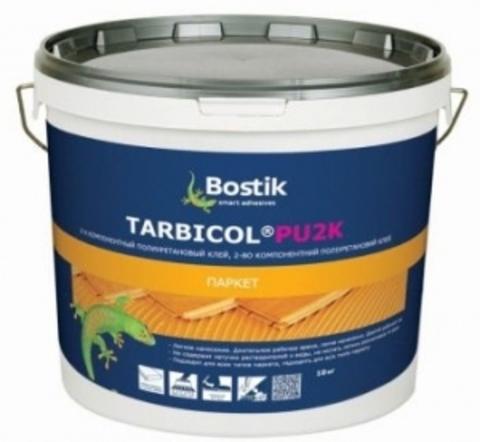 Клей для паркета полиуретановый 2-х компонентный Bostik Tarbicol PU 2K (Тарбикол)