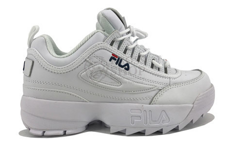 Fila Women's Disruptor II White