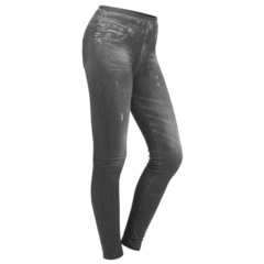 Леджинсы Slim'n Lift Caresse Jeans 33169.117 (серый)