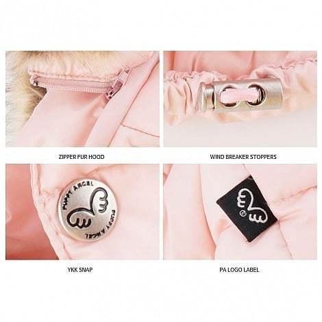 535 PA - Куртки для собак