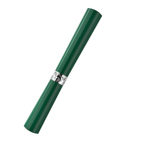 Ручка роллер, цвет — зеленый