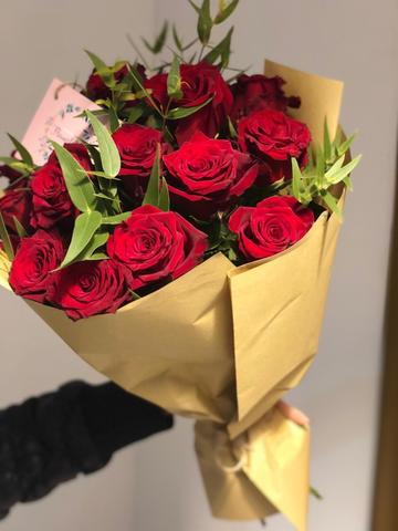 Buy Red Roses in Tbilisi
