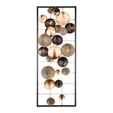 Панно настенное Модный акцент 28,6х74,3 см, артикул 680-131, производитель - Lefard
