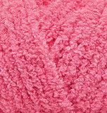 Пряжа Alize Softy ярко-розовый 33