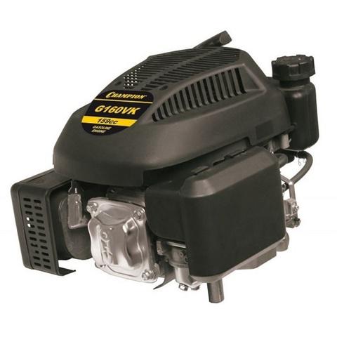 Двигатель бензиновый CHAMPION G160VK (5.0 л.с.)