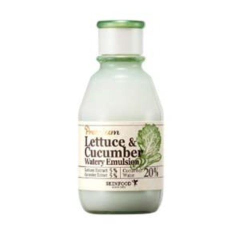 SKINFOOD Premium Lettuce & Cucumber Watery Emlusion