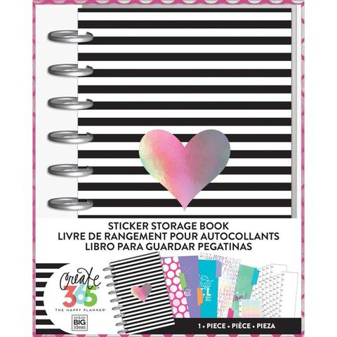 Альбом для хранения стикеров Sticker Storage Book 16х24см