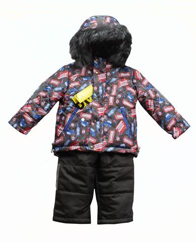 DAY S3238 Комплект для мальчика зимний