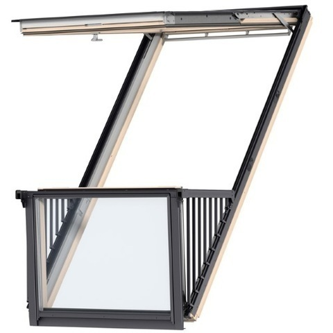 GDL окно-балкон 94х252