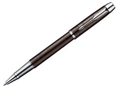 Ручка-роллер Parker IM Premium T222, цвет: Brown, стержень: Fblack S0949720