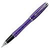 Перьевая ручка Parker Urban Premium Vacumatic F206 Amethyst Pearl перо F (1906860) перьевая ручка parker urban premium vacumatic f206 silver blue pearl перо f 1906868