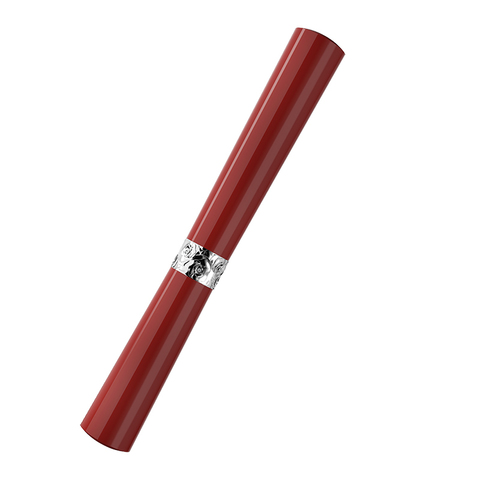 Ручка роллер, цвет — красный