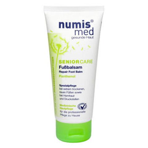 Восстанавливающий бальзам для ног Senior Care NUMIS MED