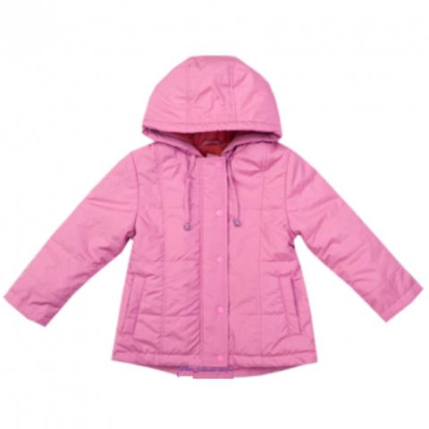 КТ110 Куртка для девочки утепленная