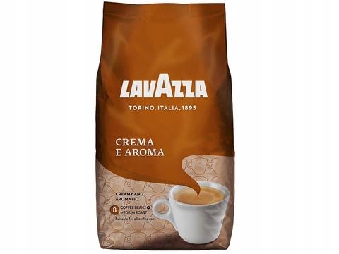 Кофе в зернах Lavazza Crema E Aroma 1000г