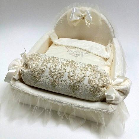 кровать для йоркширского терьера
