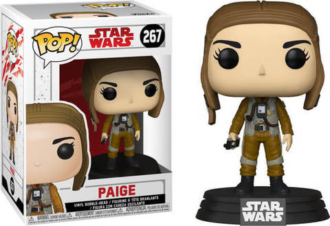 Paige Star Wars Funko Pop! Vinyl Figure || Пейдж